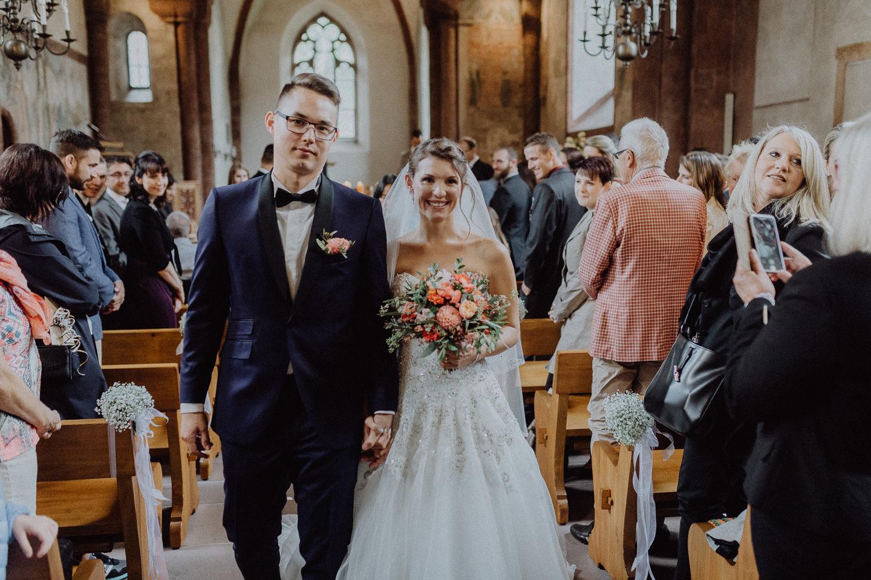 Hochzeitsfotograf Basel Trauung