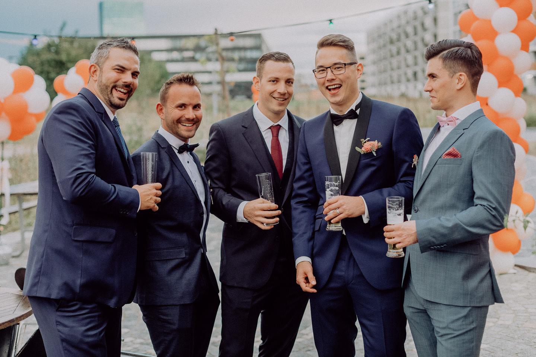 Hochzeitsfotograf Basel Gruppenfoto