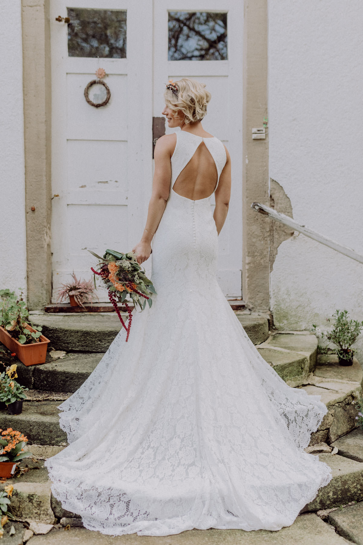 Brautkleid Pronovias Hochzeit