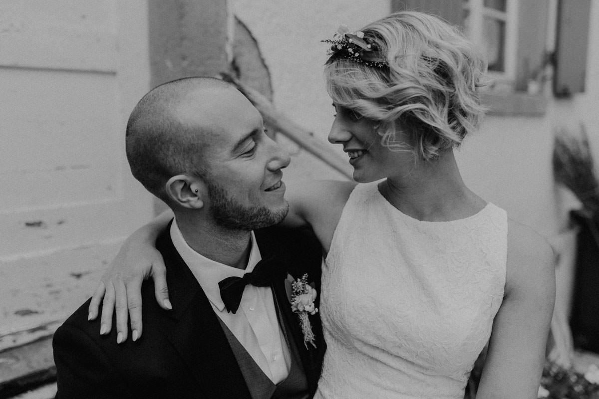 Scheunen Hochzeit Brautshooting