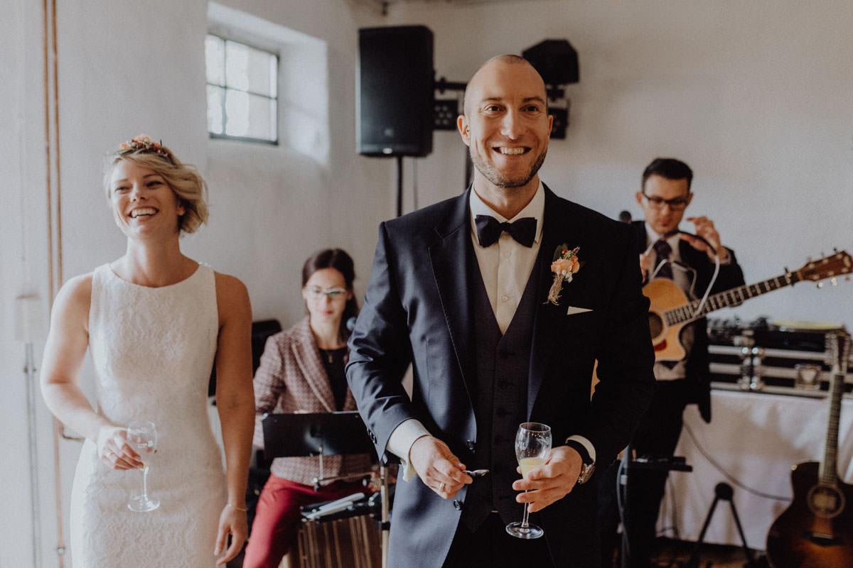 Vintage Scheunen Hochzeit Schwäbische Alb