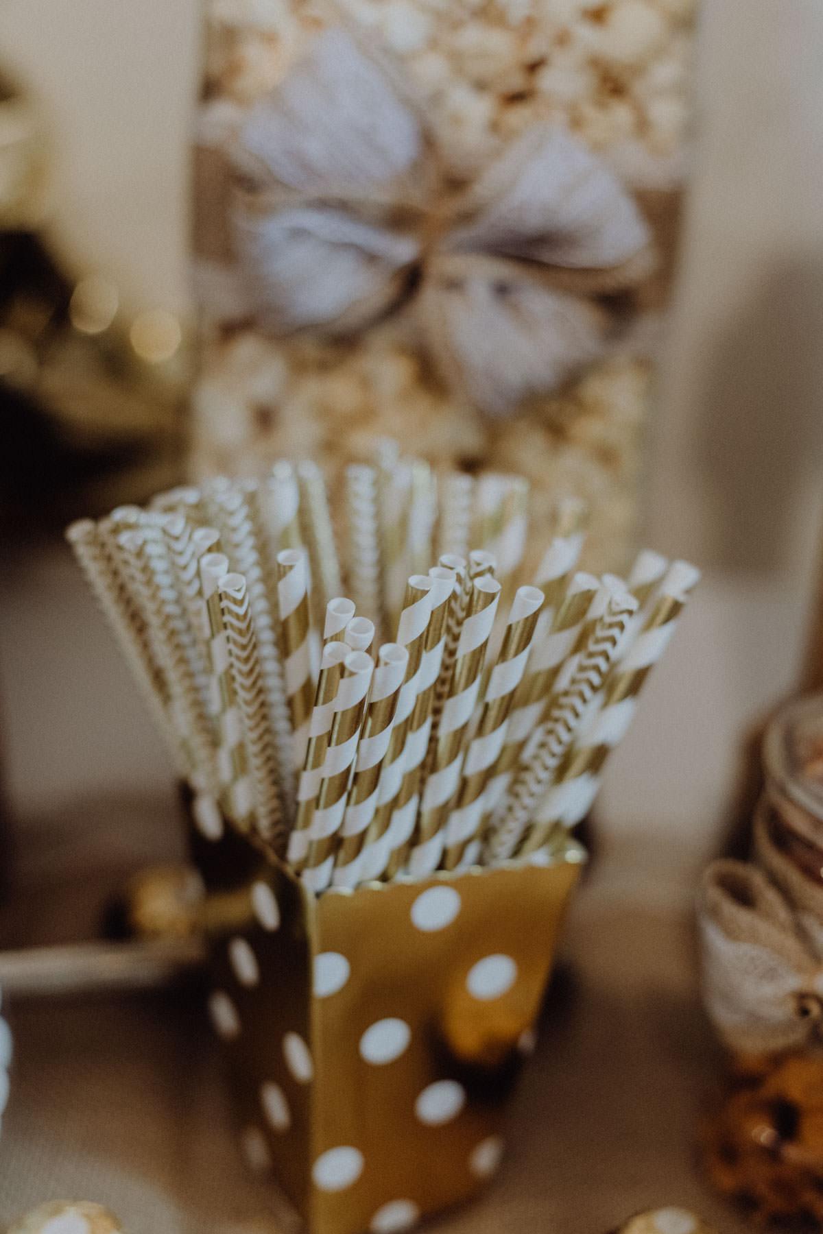 Vintage Scheunen Hochzeit Schwäbische Alb Candy Bar