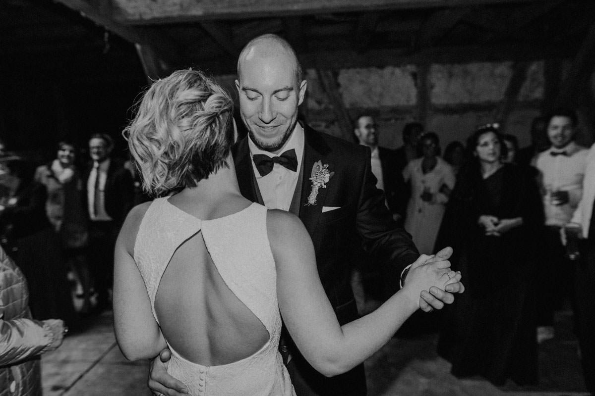 Vintage Scheunen Hochzeit Schwäbische Alb Hochzeitstanz Tanz Party