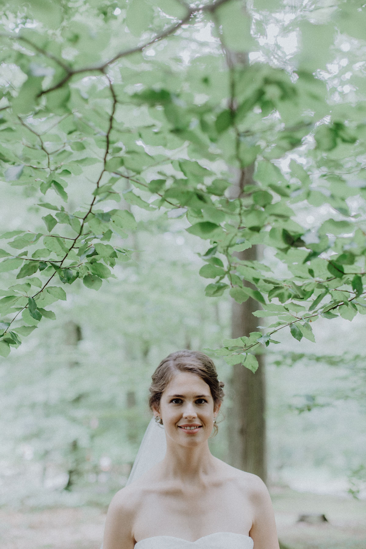 Bride Nature