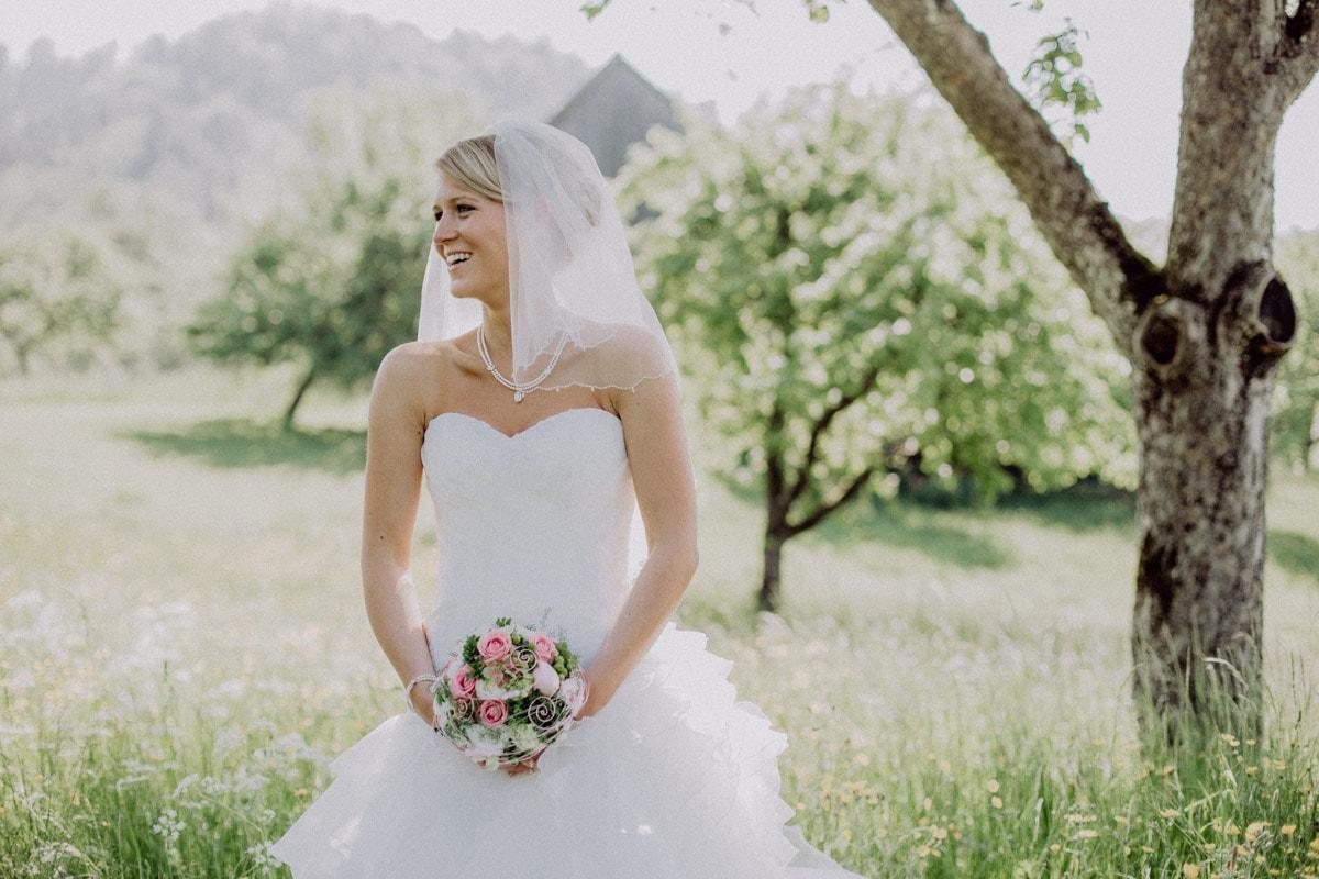 Braut Natur