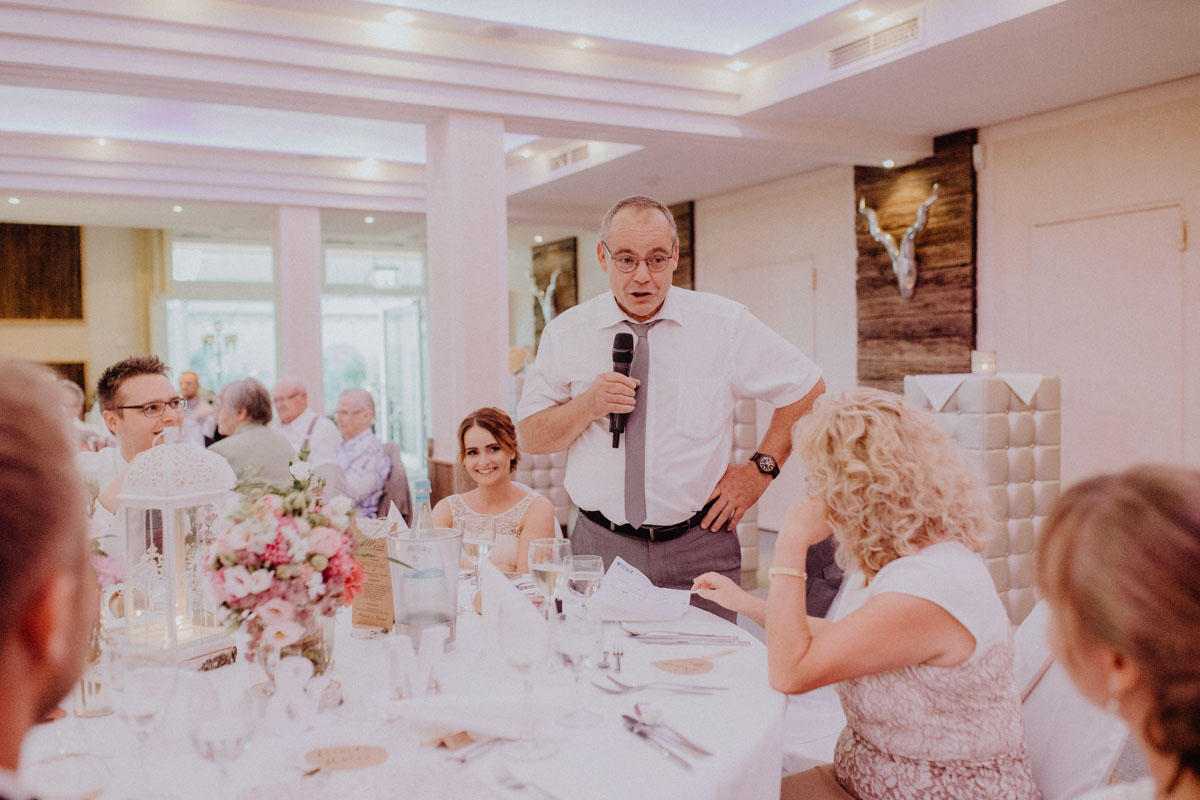 Wedding Father Speech