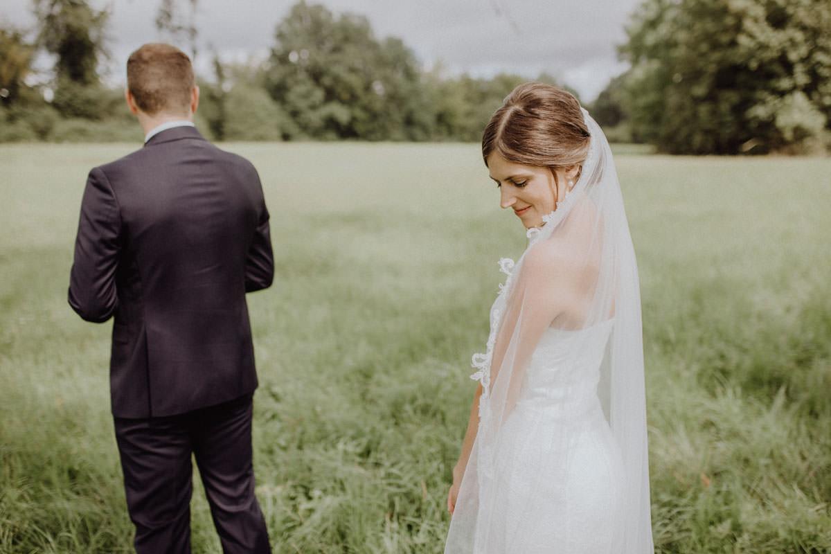 Brautshooting Hochzeit