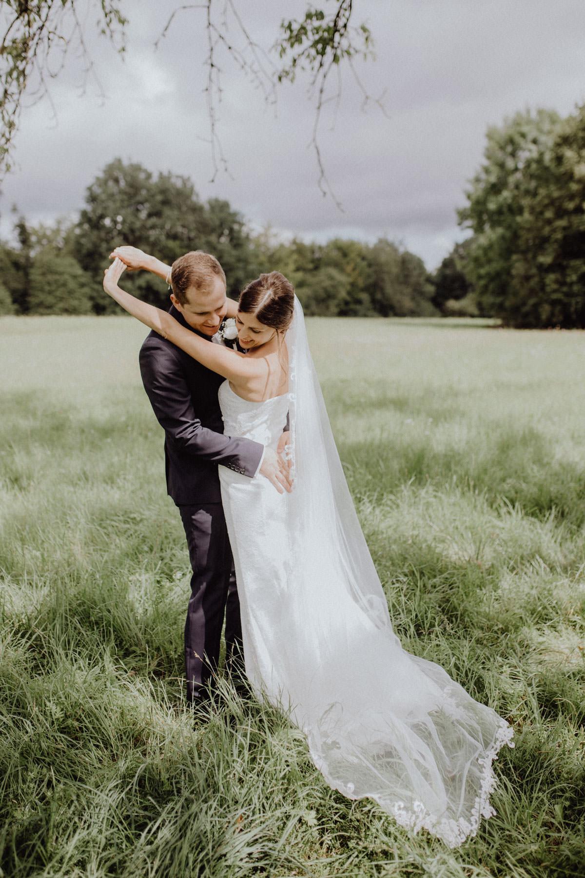 Hochzeitsshooting Sommer