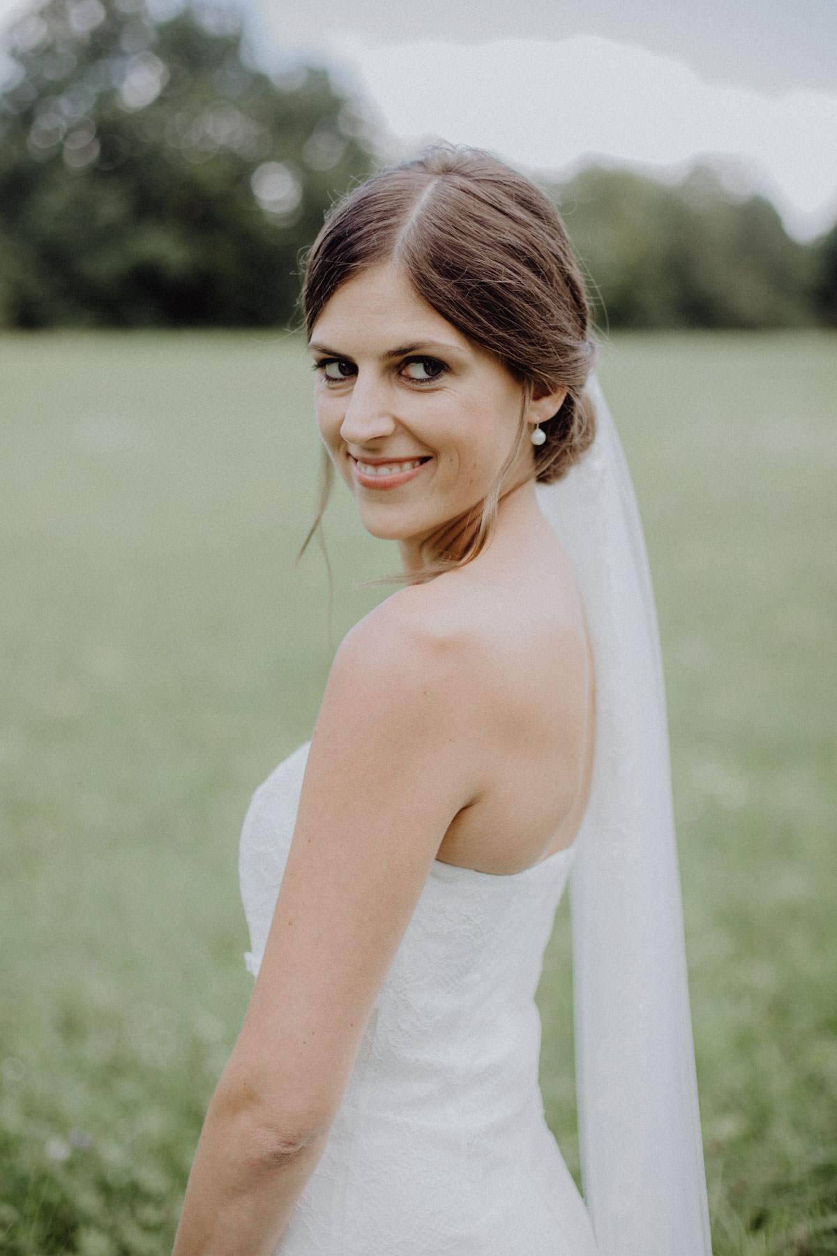 Hochzeitsfotograf Stuttgart Braut Shooting