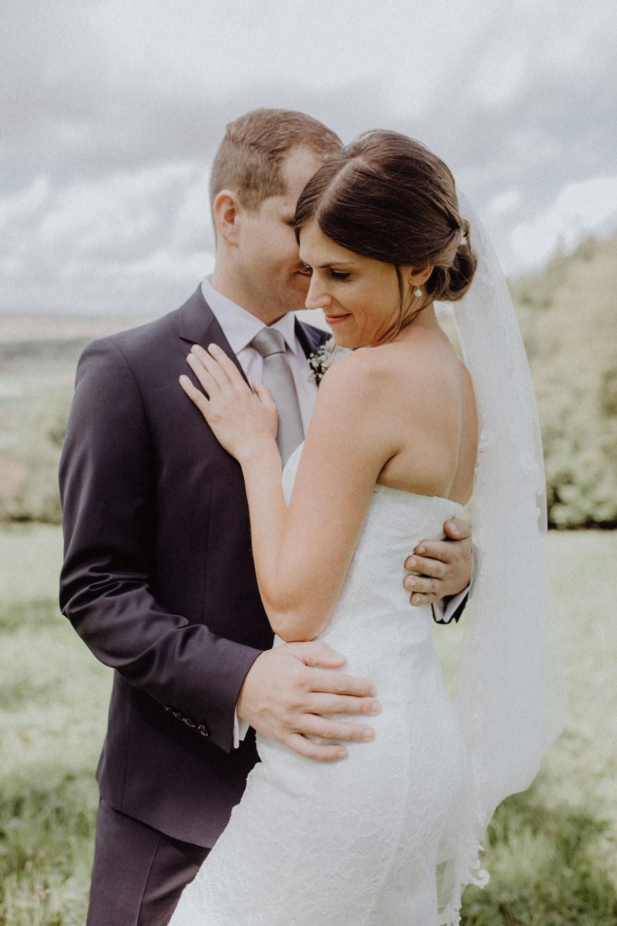 Sommer Hochzeit Shooting