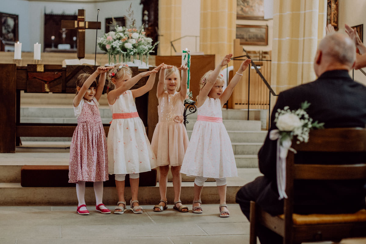 Children Church Wedding