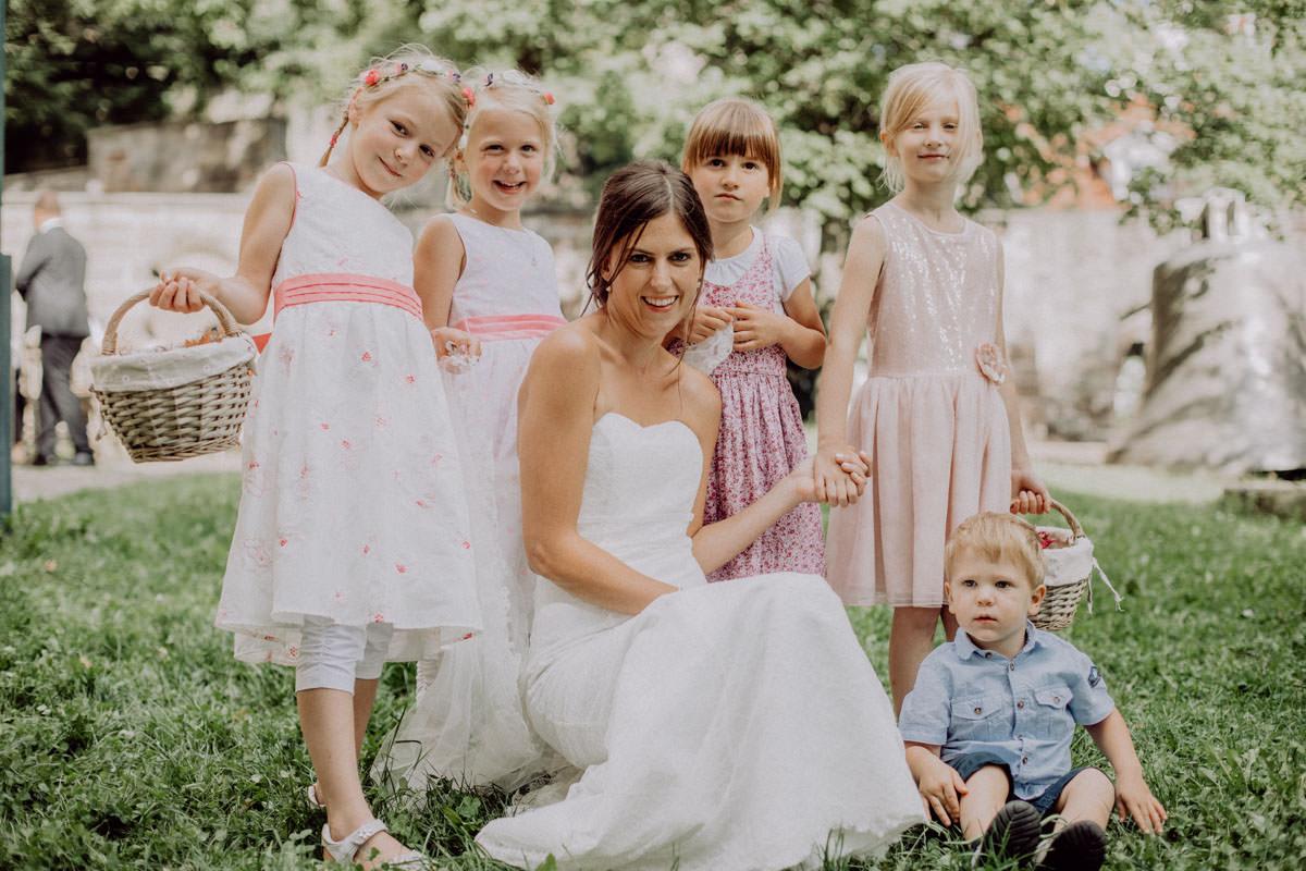 Gruppenfoto Hochzeitsfotograf