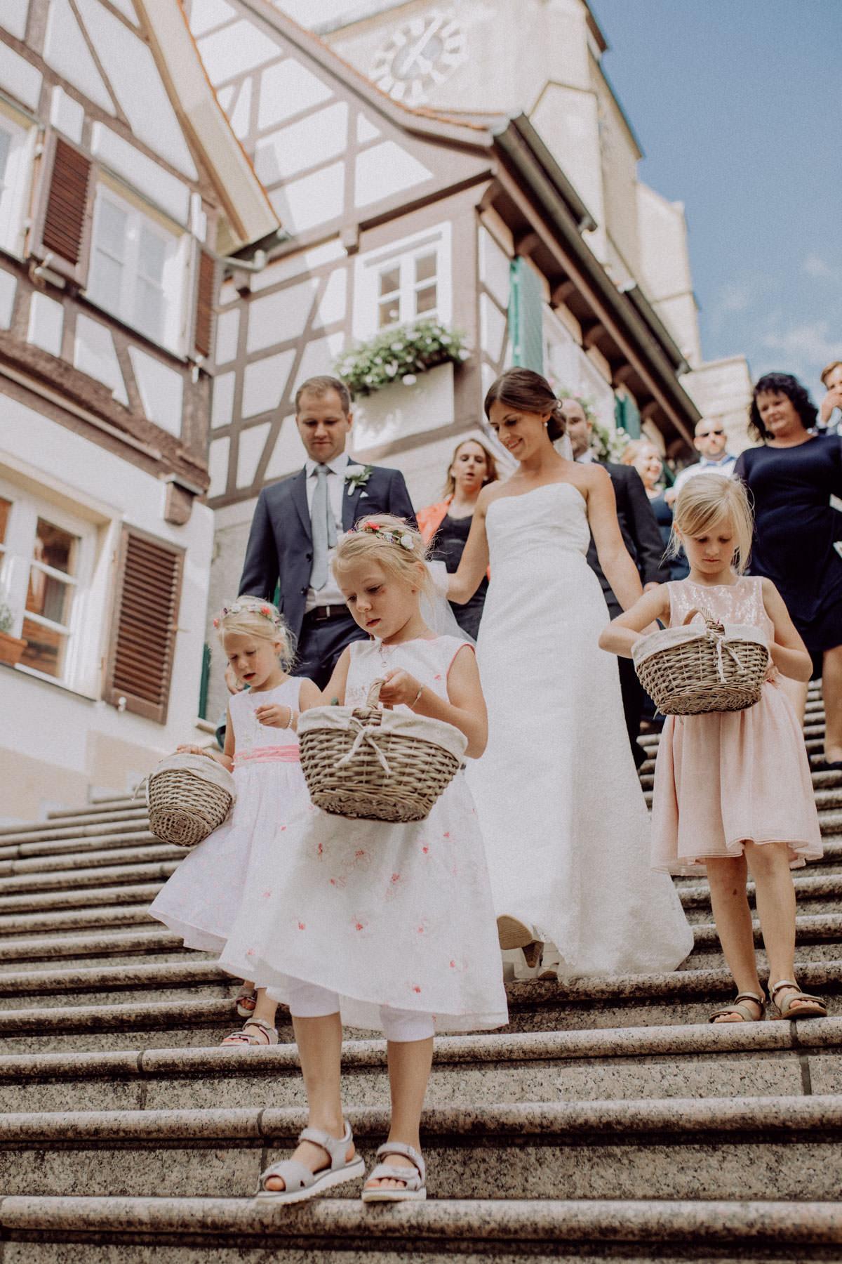 Hochzeitsmarsch Stadt Fotograf Bilder