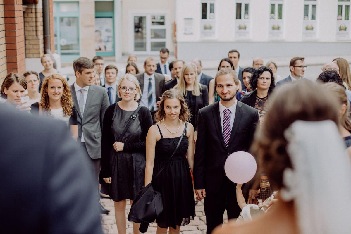 Hochzeit Stadt Tübingen Sommer