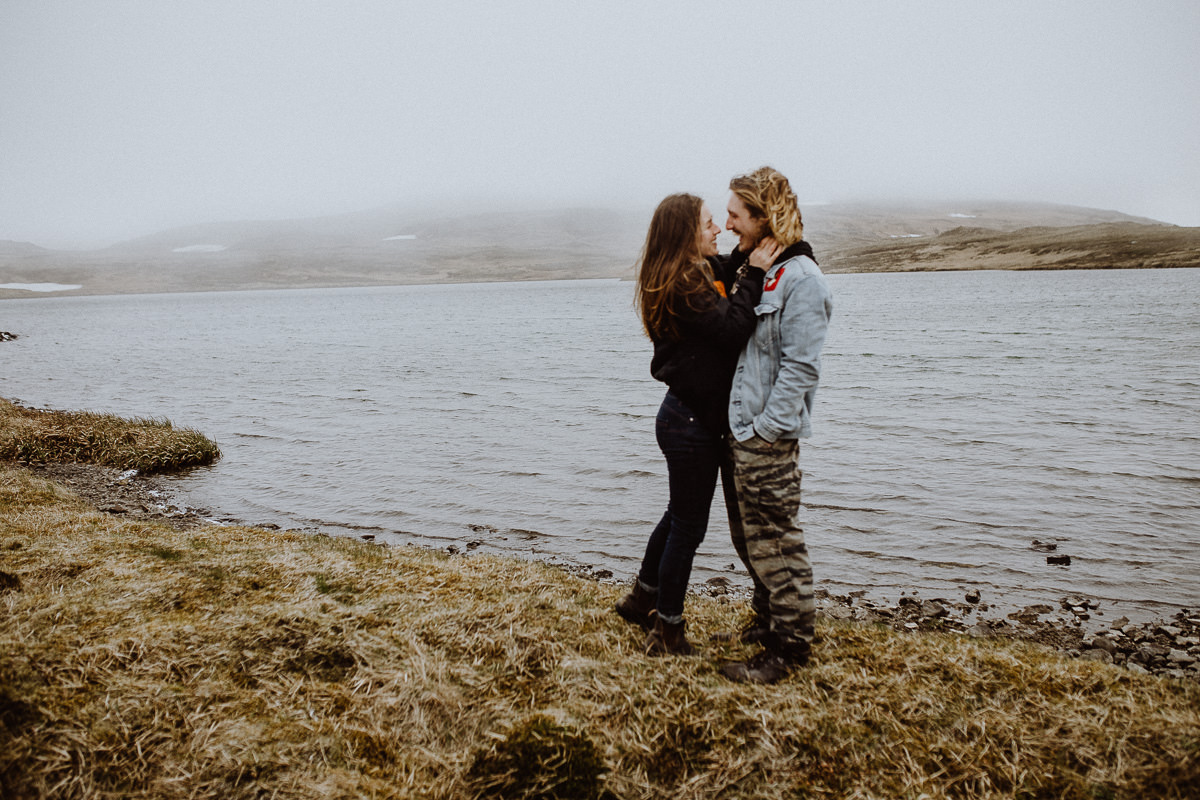 Photographer Iceland Couple Session