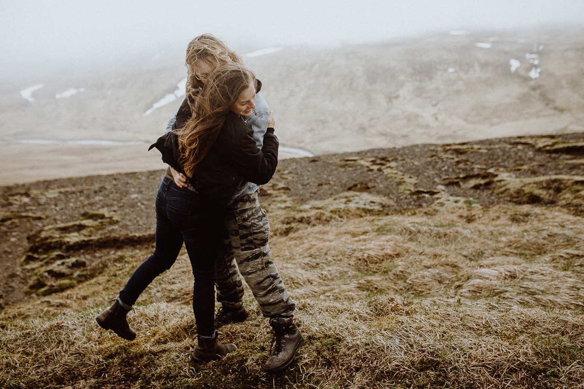 Photographer Iceland Couplesession