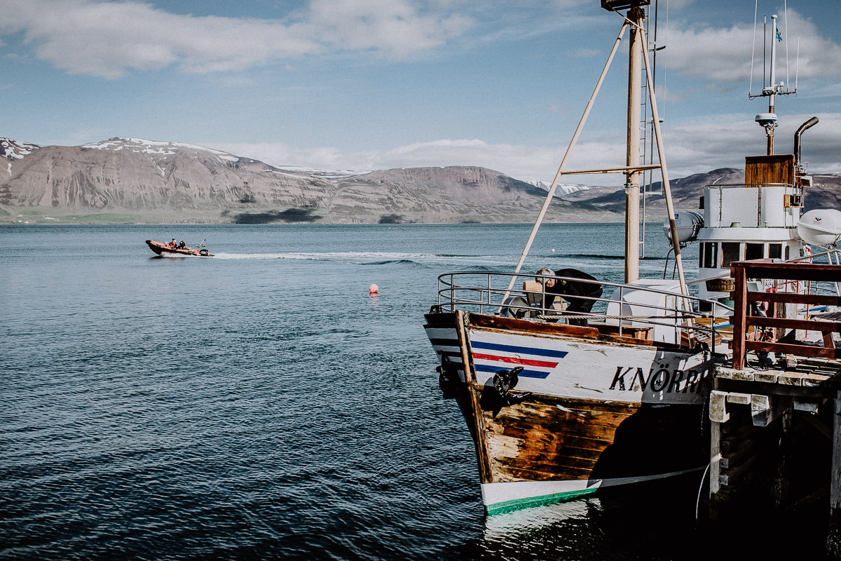 Island Fjord