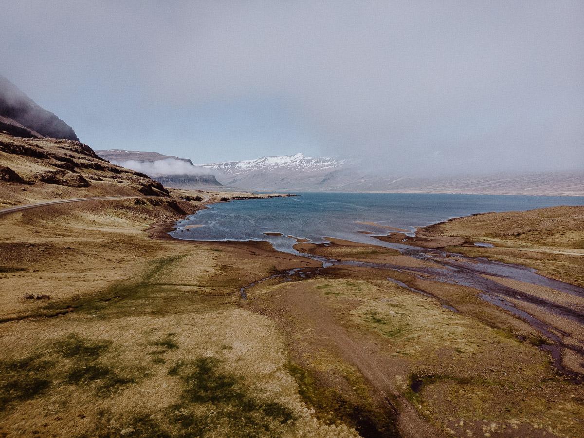 island fjorde
