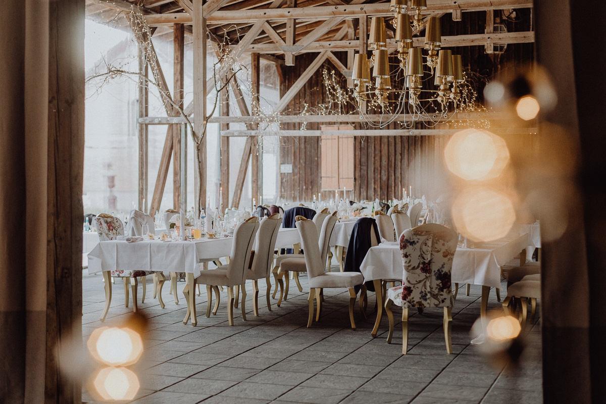 Magical Homes Scheune Hochzeit