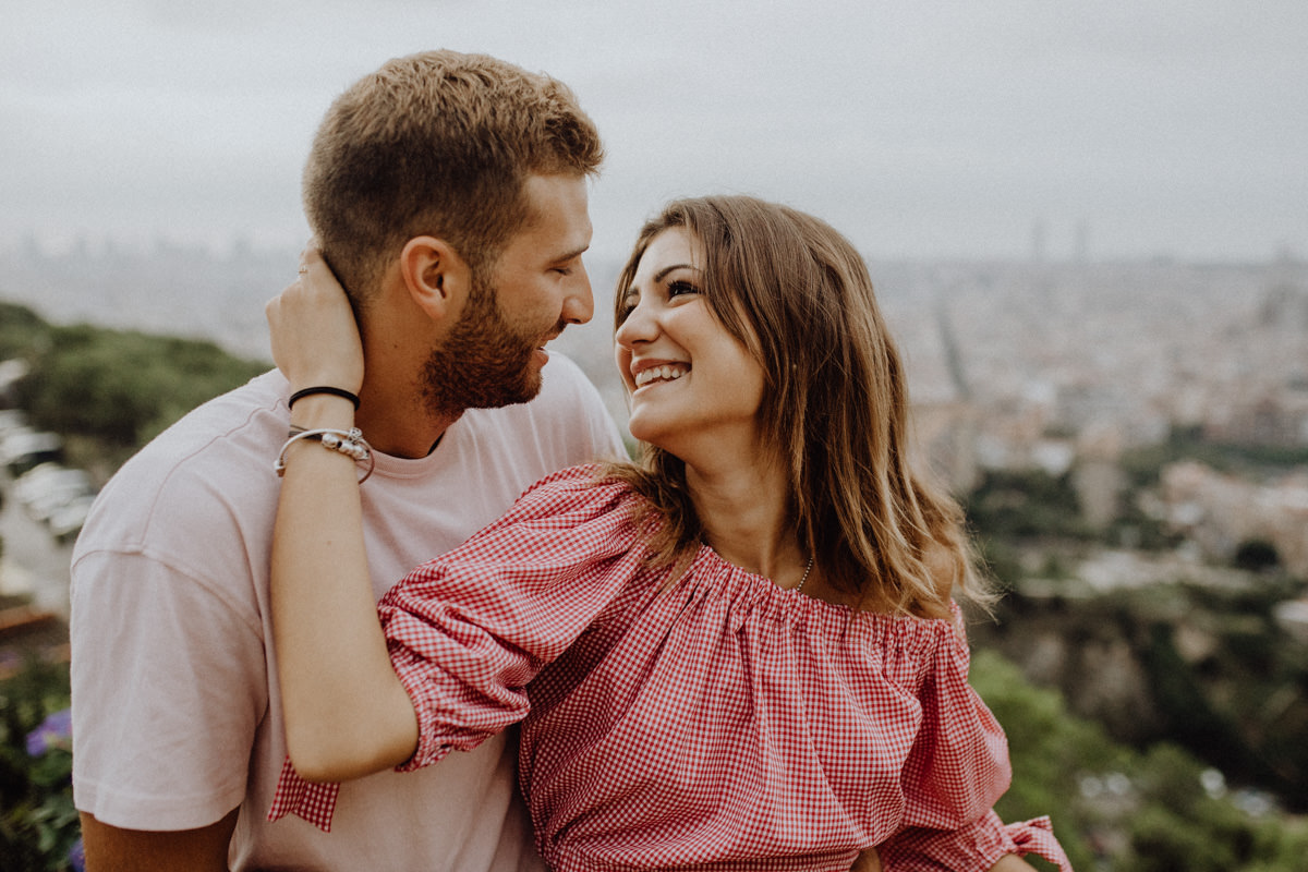 Barcelona Engagement Shooting