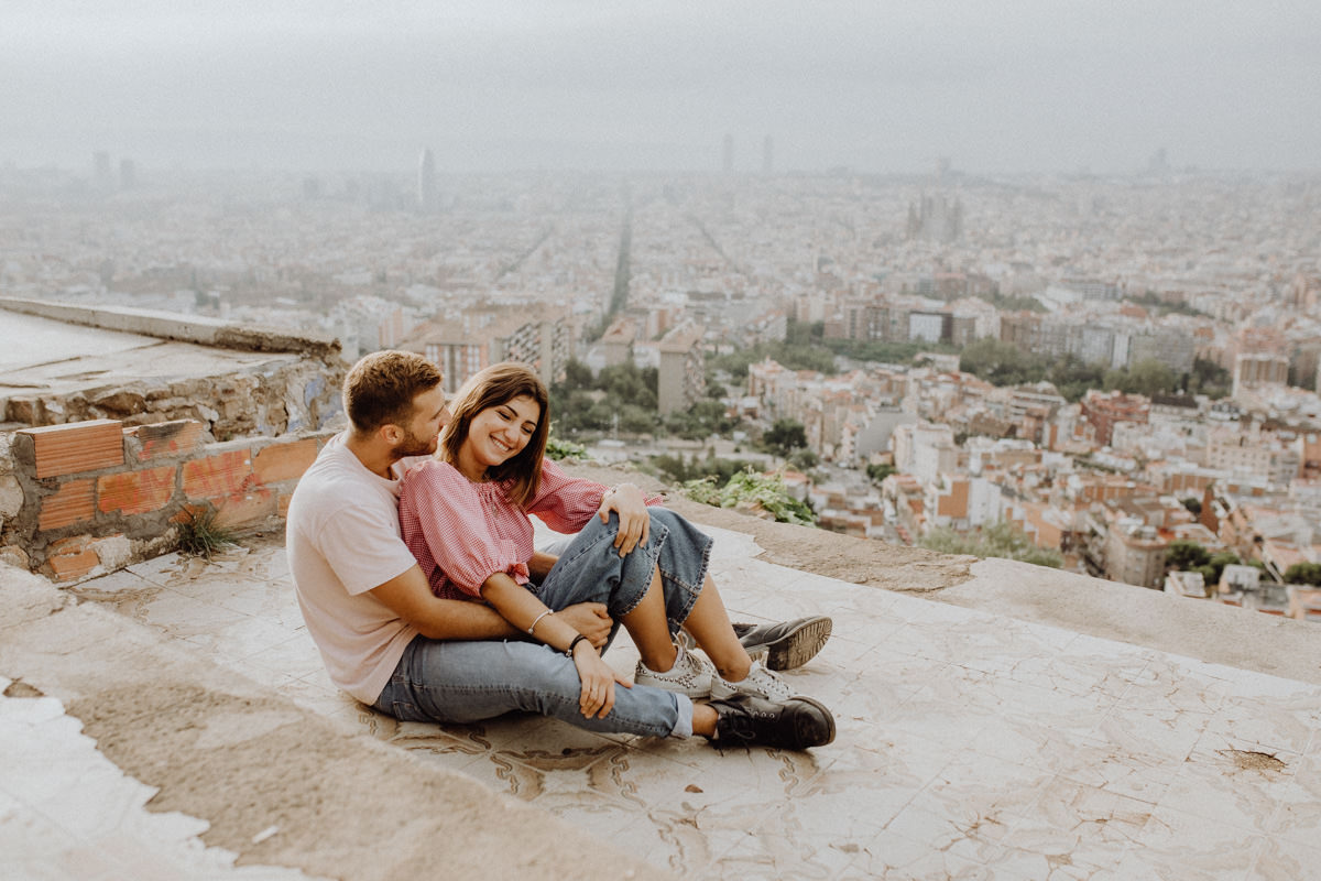 Engagement Shoot Barcelona