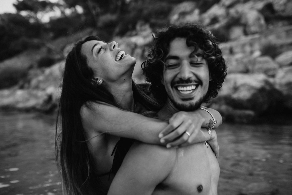 Mallorca Beach Couple Shoot