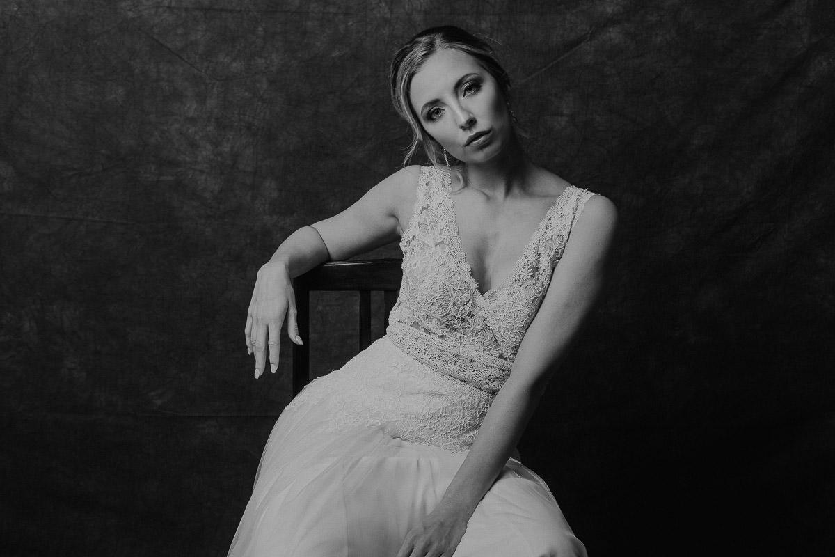 bridal fashion editorial modeca