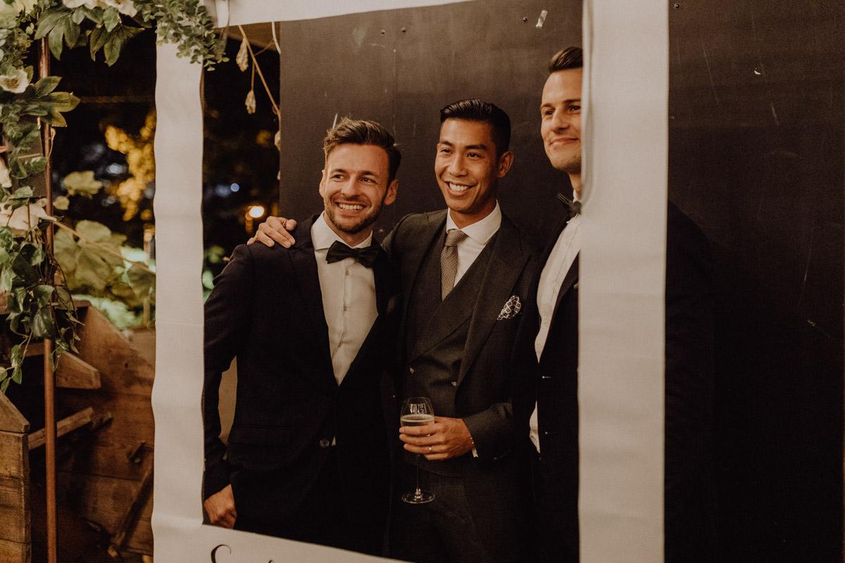 Hochzeit Hallo Emil Fotobox