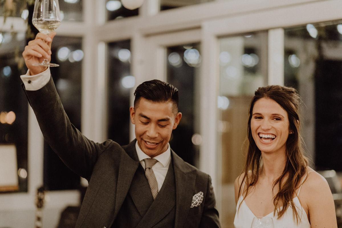 Rede Hochzeit Bräutpaar