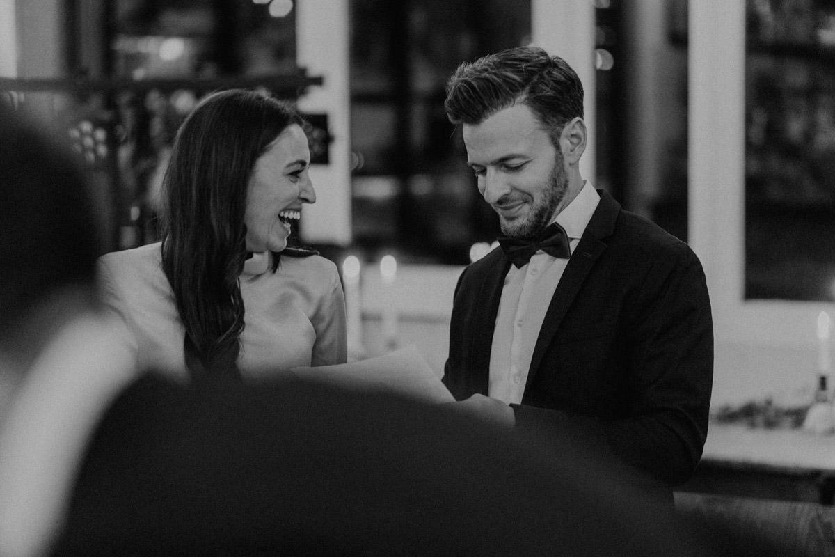 Gespräch Hochzeit Gäste